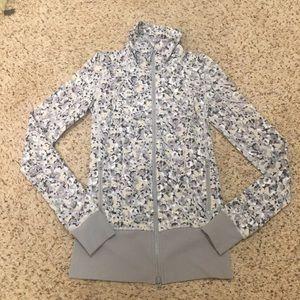NWOT Lululemon Zip Up Jacket